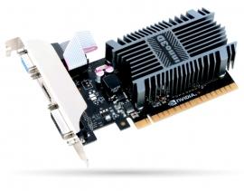Inno3d Geforce Gt710 2gb Sddr3 Dvi Vga Hdmi N710-1sdv-e3bx