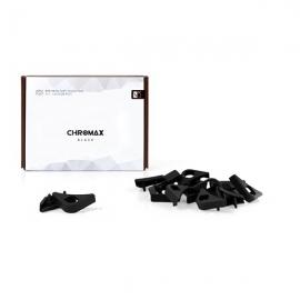 Noctua Black Chromax Na-savp1 Anti Vibration Pads (16 Pack) Na-savp1-black