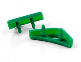 Noctua Green Chromax Na-savp1 Anti Vibration Pads (16 Pack) Na-savp1-green