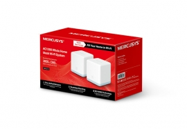 Mercusys Halo S12(2-Pack) Ac1200 Whole Home Mesh Wi-Fi System Halo S12(2-Pack)