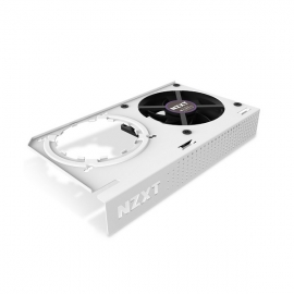 Nzxt White Kraken G12 Gpu Mounting Bracket For A-i-o Liquid Coolers Nzt-rl-krg12-w1