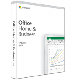 Microsoft Office Home And Business 2019 Win English Apac Dm Mdls P6 T5D-03301