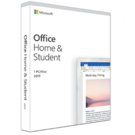 Microsoft Office Home and Student 2019 English APAC DM Mdls P6 79G-05142