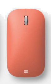 MICROSOFT MODERN MOBILE MOUSE BLUETOOTH PEACH Ktf-00044