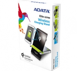 Adata Elite Ce700 Wireless Charging Stand, The Freedom Of Qi Wireless Charging