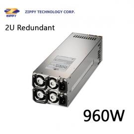 Zippy 2u Redundant Psu 960w G1w2-5960v3v Psuzipg1w25960v3v