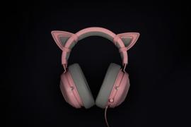 Razer Kitty Ears For Razer Kraken - Quartz Edition - Frml Packaging Rc21-01140300-w3m1
