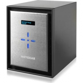 Netgear Readynas 626x - Desktop Network Storage 10gbase-t, 6-bay Diskless Rn626x00-100ajs