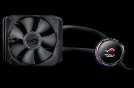 Asus Rog-Ryuo-240 Aio Oled Liquid Cpu Cooler - 2X 120Mm Fan (800 2500 Rpm +/ - 10 %) Fan Static