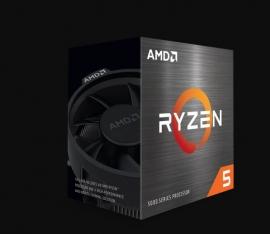 AMD Ryzen 5 5600X Processor Ryzen 5000 series: Socket AM4, 6 Cores 12 Threads, 3.7GHz Base Clock,