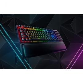 Razer BlackWidow V3 Pro-Wireless Mechanical Gaming Keyboard (Green Switch)-US Layout-FRML Packaging (RZ03-03530100-R3M1)