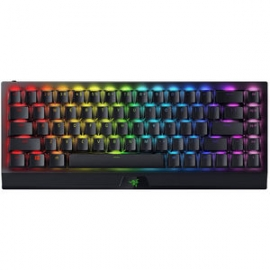 Razer BlackWidow V3 Mini HyperSpeed-Phantom Pudding Edition-65% Wireless Mechanical Gaming Keyboard RZ03-03891900-R3M1