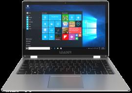 Leader 2 in 1 Convertible 346PRO,13.3' Full HD, Celeron, 4GB, 64GB, Touch, Windows 10 Professional, Hello(FP), Ink (Pen), Webcam,1 Year Warranty W10P (SC346PRO)