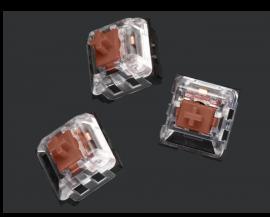 Logitech Pro X Mechanical Switch (92 Switches) - Tactile 943-000326