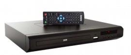 Laser DVD Player with HDMI & USB (DVD-HD010)