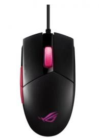 ASUS ROG Strix Impact II Electro Punk Gaming Mouse - Hard Pink (90MP01U0-BMUA00)