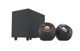 Creative Pebble Plus 2.1 USB Desktop Speakers with Subwoofer