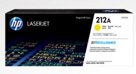 HP 212A Yellow Original LaserJet Toner Cartridge W2122A