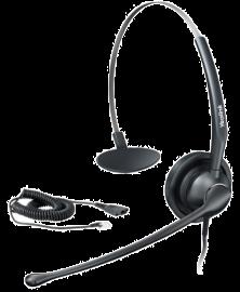 Yealink YHS33 - Wideband Headset for Yealink IP Phone (Yhs33)