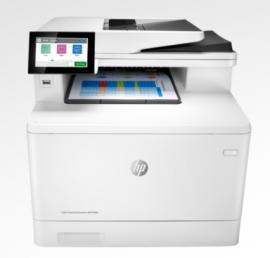 HP LASER M480F COLOUR MFP. PRINT, COPY, SCAN, FAX. 27PPM, DUPLEX, NETWORK. 1YR 3QA55A