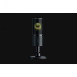 Razer Seiren Emote - Microphone with Emoticons - FRML Pkg (RZ19-03060100-R3M1)