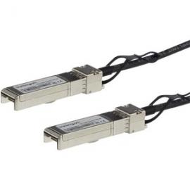 Startech.Com 0.5M Sfp+ Direct Attach Cable - Msa Compliant - 10Gb Sfp+ Cable - Sfp+ Passive Cable