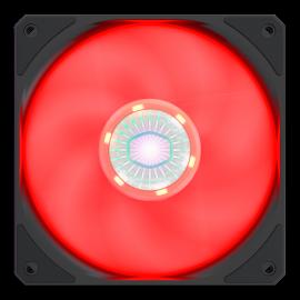Cooler Master Sickleflow 120 Red MFX-B2DN-18NPR-R1