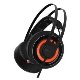 Steelseries Black Siberia 650 Rgb Usb & 3.5mm Headset Ss-51193