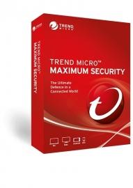 Trend Micro Maximum Security (1-3 Devices) 12Mth Retail
