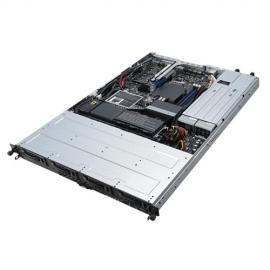 Asus RS300-E10-RS4 1U Rackmount Server, E-2200, 4 x 2.5' HS Bays, 2xM.2, 400w RPS, Quad Gb Ethernet, 3 Year RTB Warranty (90SF00D1-M00190)