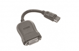 Lenovo Displayport To Single-Link Dvi-Digital Monitor Adapter Cable (45J7915)