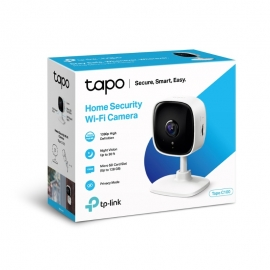TP-Link Tapo C100 Home Security Wi-Fi Camera 1080p (Single Pack) (Tapo C100)