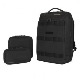 "Targus 15-17.3"" 2 Office Antimicrobial Backpack Black TBB615GL"
