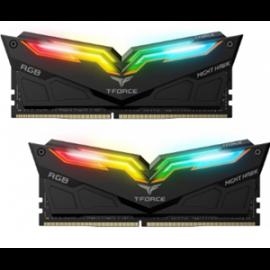 Team Night Hawk 16GB (2x8GB) DDR4 3600MHz DIMM 1.35V Black Heatspreader (TF1D416G3600HC18JDC01)