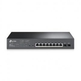 Tp-Link JetStream# 10-Port Gigabit Smart Switch TL-SG2210MP