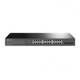 Tp-Link 28-Port Gigabit Smart Switch with 24-Port PoE+ TL-SG2428P