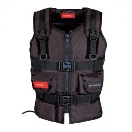 Tn Games 3rd Space Gaming Vest Black Large Tn-vest-blk-l
