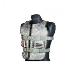 Tn Games 3rd Space Gaming Vest Camo Large Tn-vest-camo-l