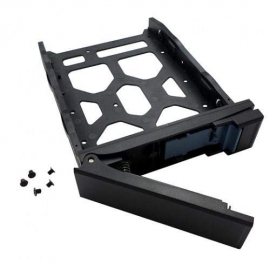 "Qnap Black Hdd Tray For 3.5"" And 2.5"" Drives Without Key Lock For Tvs-X82/ Tvs-X82T Series Tray-35-Nk-Blk03"
