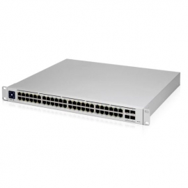 Ubiquiti UniFi USW-PRO-POE-48-POE Gen 2 | UniFi 48 Port Gigabit Switch PoE and SFP+ UB.USW.PRO.48POE