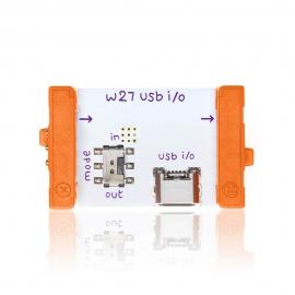 Littlebits Wire Bits - Usb I/o Lb-650-0145
