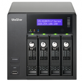 QNAP VS-4116 Pro+ 4 Drive, 16Channel NVR with local HDMI, RAID 0/ 1/ 5/ 5+/ 6, 2 x GbE, max 250Mbps