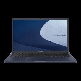 "Asus ExpertBook 15.6"" FHD  i7-1165G7, Win10-P, 16GB DDR4, 512G PCIE, 1x HDMI 1.4, 1x VGA, 1x RJ-45, 2x USB 3.2, 1x USB-C, Black, 1 Yr Onsite"