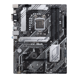Asus PRIME B560-PLUS INTEL ATX Motherboard with PCIe 4.0, two M.2 slots, 8 power stages
