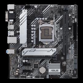Asus PRIME H510M-A MB H510 Micro-ATX: Socket 1200 For Intel 11th/10th Gen. Processors 2 x DDR4, 1x M.2, 4 x SATA3 6.0,