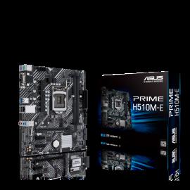 Asus PRIME H510M-E MB H510 Micro-ATX: Socket 1200 For Intel 11th/10th Gen. Processors