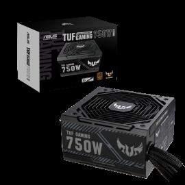 Asus TUF-GAMING-750B ATX Power Supply: 750W TUF Gaming 80+ Bronze Non Modular, 2x CPU(4+4),