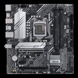 Asus PRIME B560M-A/CSM MB B560 Micro-ATX: Socket 1200 For Intel 11th/10th Gen. Processors Dual Channel DDR4,