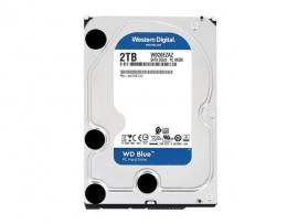 Western Digital Wd Wd20Ezaz Blue 2Tb 5400Rpm Class Sataiii 256Mb 3.5In Desktop Hard Drive Wd20Ezaz