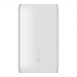 Belkin BOOST↑CHARGE™ Power Bank 5K (12W USB-A port) - WHITE (Bpb004Btwt)